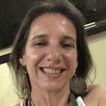 Simone Argentino, autora do livro <i>Manual de ensino do módulo gestão, interação, ensino, serviço e comunidade da Universidade do Estado do Pará</i>