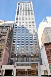 Ascott Reit acquired a prime property in Times Square of New York in 3Q 2015