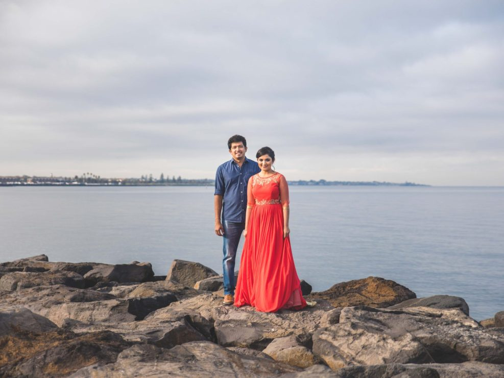 Beach Pre wedding Photography Melbourne