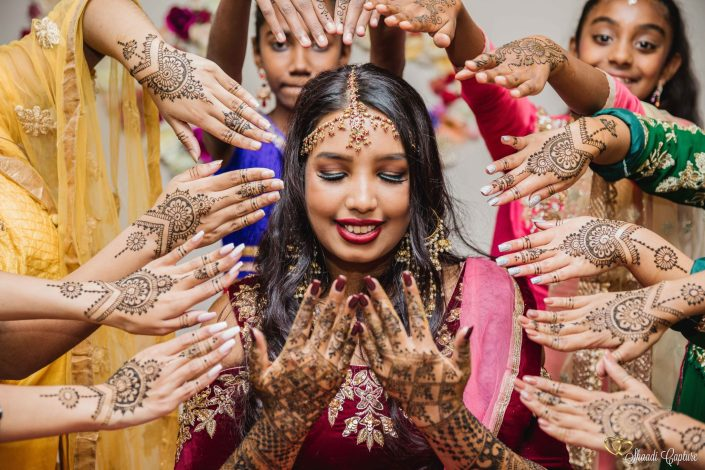 S + R – Fiji Indian Wedding Melbourne