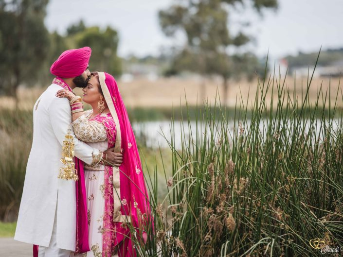 Inder and Lorna - Sikh Wedding Photography Melbourne