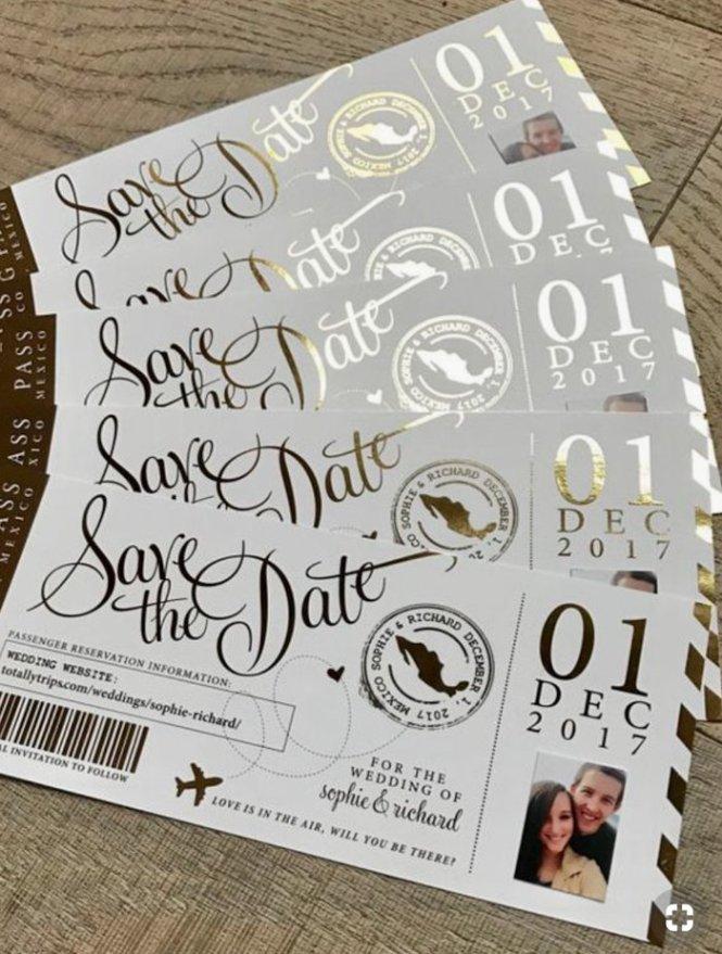 Regaling Wedding Invitation Cards