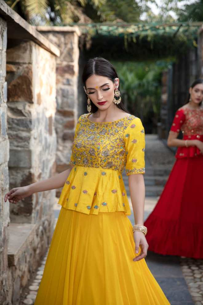 Keerthi Kadire- Anemone 20 spring summer collection