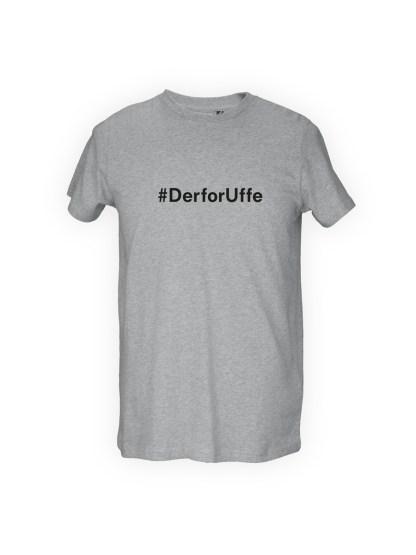 t-shirt-med-tryk-#derforuffe-graa