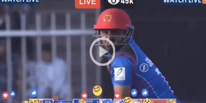 Sri Lanka vs Afghanistan Live