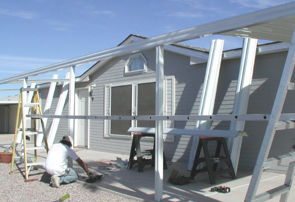 do it yourself patio covers