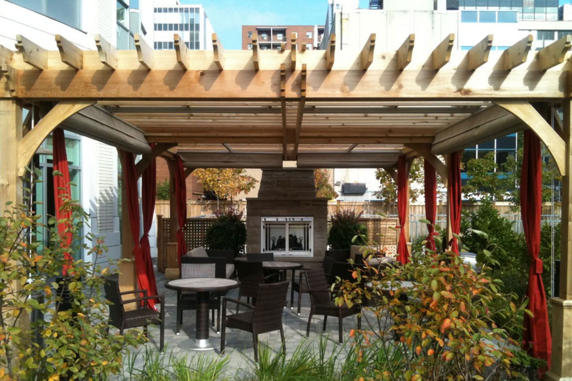 patio cover canopies at dunfield