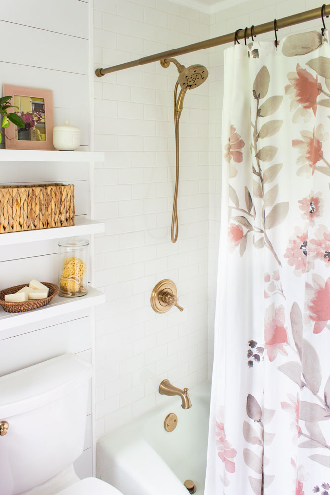 master bathroom shower update shades