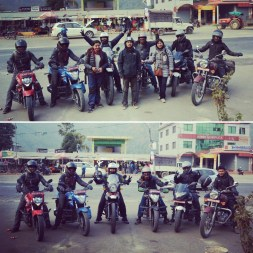 Riders on the Storm : The Crew