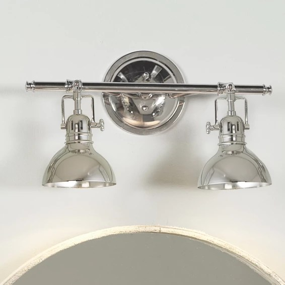 Attirant ... Pullman Bath Light   2 Light   2 Finishes