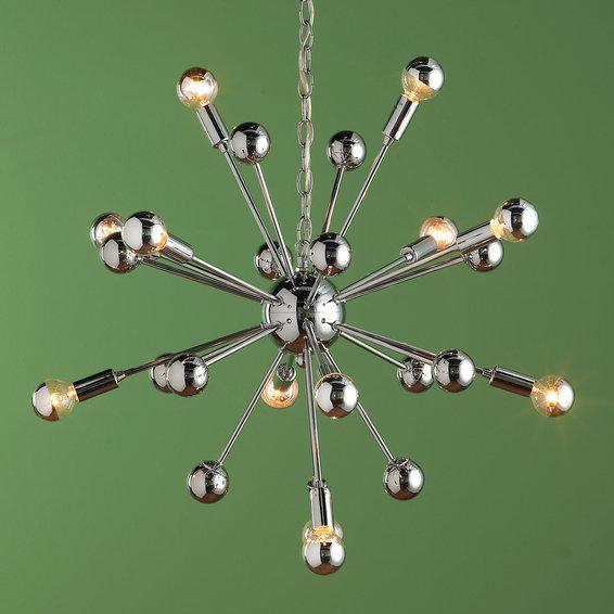 Sputnik Chandelier - 12 Lt