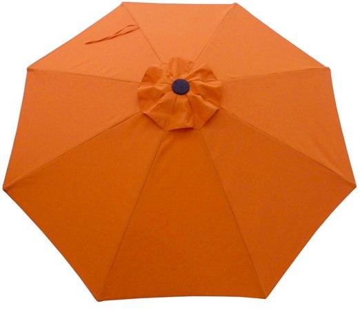 9 umbrella replacement canopy 8 ribs