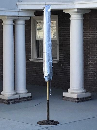 11 umbrella replacement canopy