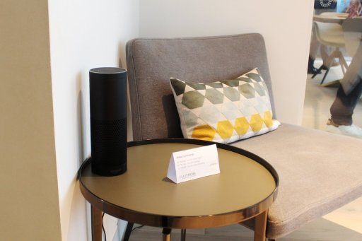 Alexa integration for curtain & blind track voice control