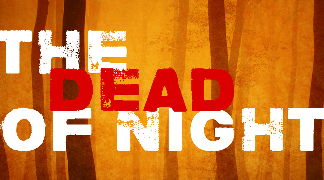 The Dead of Night-Book Release Update