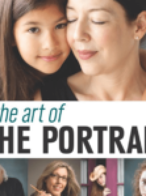 Rosanne Olson-The Art of the Portrait