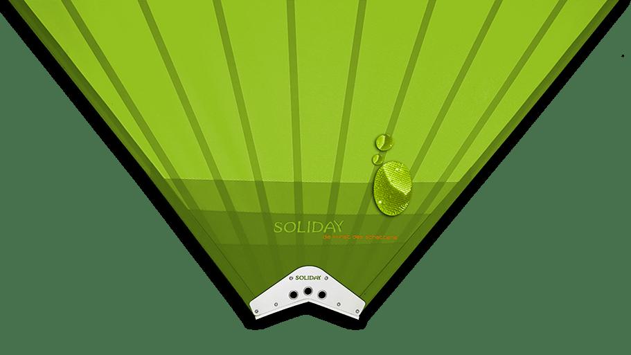 ShadowArt Soliday Austrosail 950 oprolbaar zonnezeil