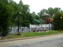 Very nice pool and playground
