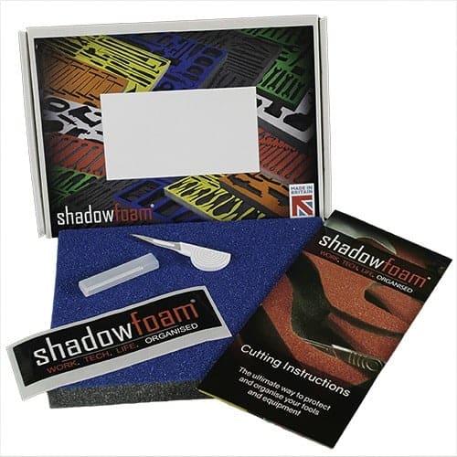 Shadow Foam cutting kit