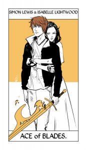 Isabelle e Simon