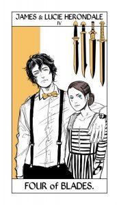 Lucie e James