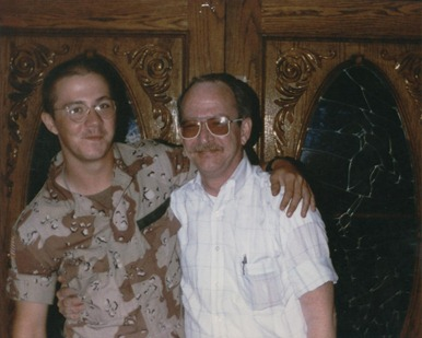 Chuck - Rick Pre Gulf War