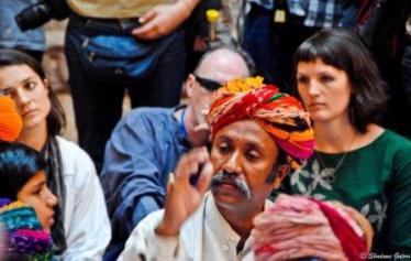 Mehrangarh-Fort-Folk-Singer