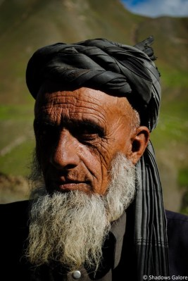 Bakarwal Old Man