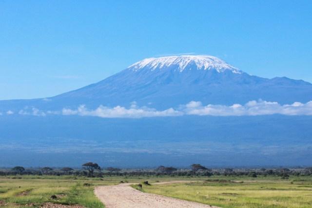 amboseli national park mount kilimanjaro kenya tanzania
