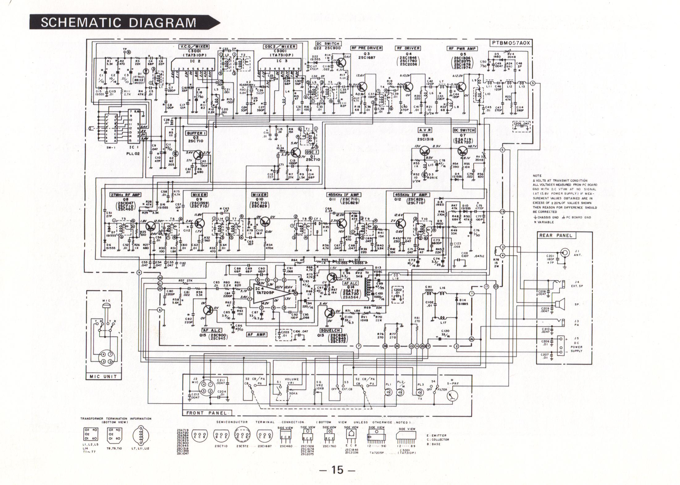 Midland 77 830 manual schematic?resize\=665%2C475 astatic mic 636l flag schematic wiring wiring diagrams astatic d104 wiring diagram at bakdesigns.co