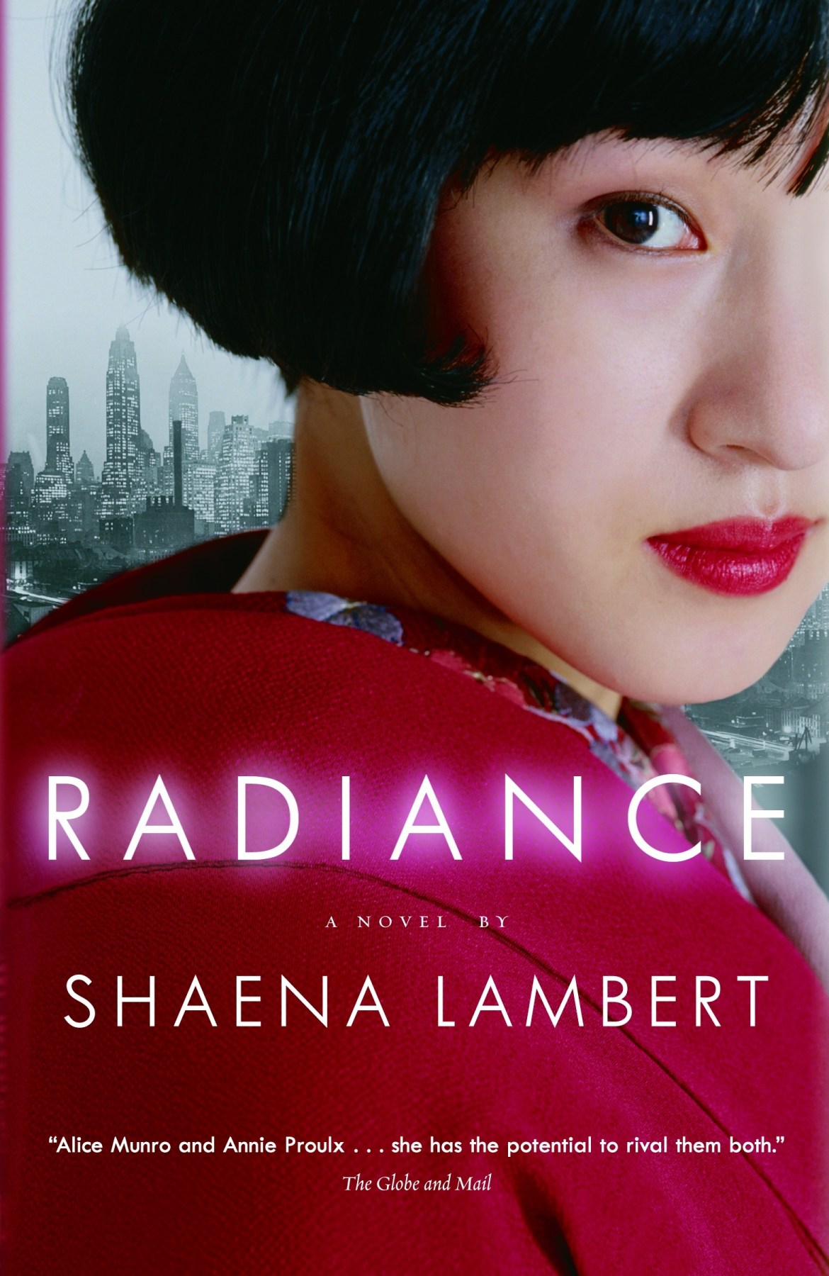 Radiance cover image