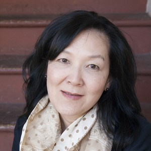 Janie Chang author photo