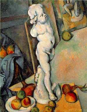 Cezanne_Still_Life_with_Plaster_Cupid_1895