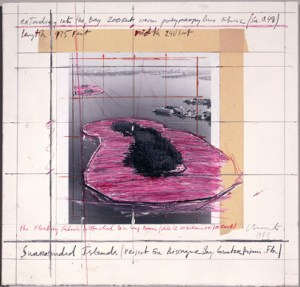 Christo_Surrounded_Islands_Project_1981
