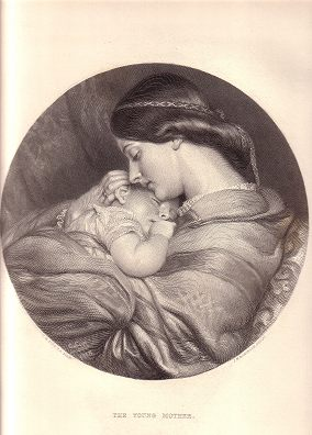 Cope_The_Young_Mother_1848