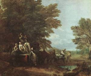 Gainsborough_The_Harvest_Wagon_c1767