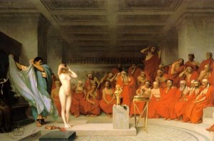 Gerome_Phryne_in_Front_of_the_Judges_1861