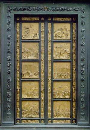 Ghiberti_2nd_Baptistery_doors_Gates_of_Paradise1425