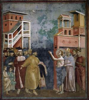 Giotto_Assisi_upper_church_Renunciation_of_the_Father