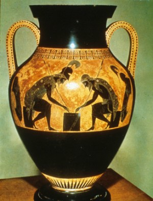 Greek_Vase_Achilles_and_Ajax_Playing_Draughts_540BC