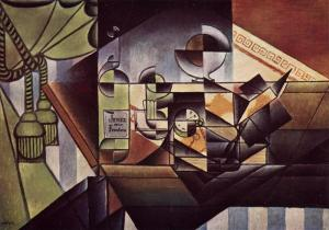 Gris_The_Watch_The_Sherry_Bottle_1912