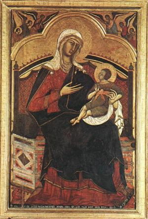 Guido_da_Siena_Madonna_and_Child_c1270