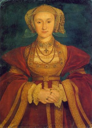 Holbein Anne of Cleves 1538-9