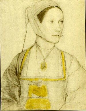 Holbein Cecily Heron