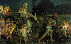 Hunt The Triumph of the Innocents 1883-4