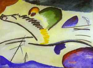 Kandinsky_Lyrical_1911
