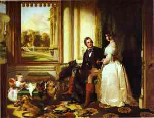 Landseer_Windsor_Castle_in_Modern_Times_1841-5