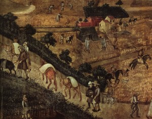 Lorenzetti_The_Effects_of_Good_Government_on_the_Countryside_detail_1338-40
