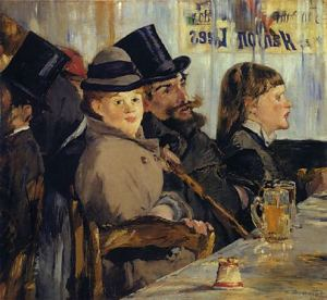 Manet_At_the_Cafe_1878