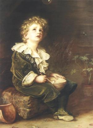 Millais_Bubbles